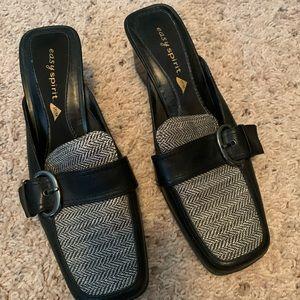 Easy Spirit leather low heels